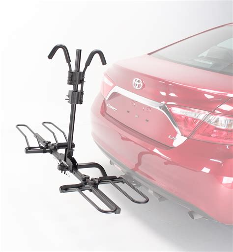 Bike Rack Car Hitch by Trail Rider 2 Bike Capacity Hitch Rack Bike Racks