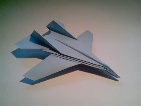 Origami Avion - pagina de https www