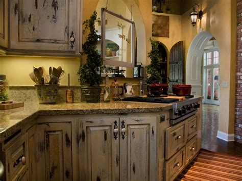 how to make cabinets look rustic top tips on distressed kitchen cabinets the experts home