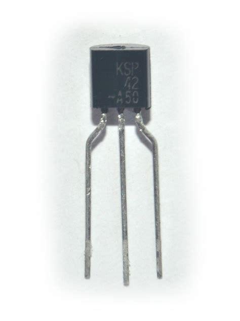 transistor ksp 42 equivalent altana transistor mpsa42 ksp42
