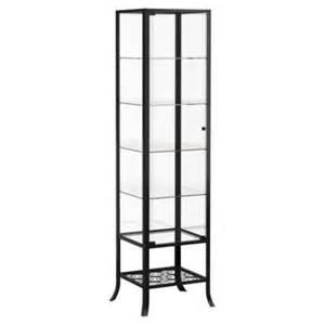 Ikea Glass Display Cabinet Lockable Ikea Klingsbo Glass Display Cabinet Lockable