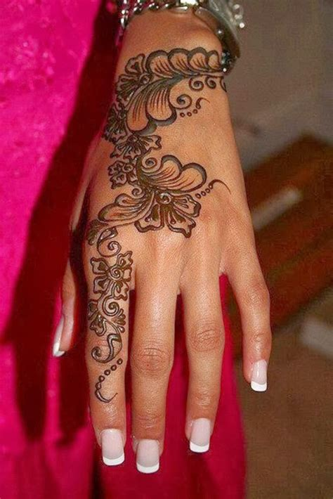 any design of flowers beautiful henna flower designs for any festivals henna