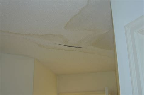 Stains On Ceiling Causes by Stains Exterior Interior
