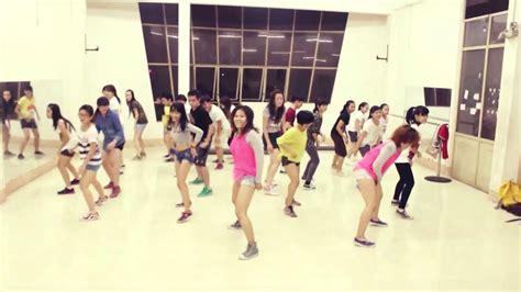 tutorial dance falling in love 2ne1 xcapers 2ne1 falling in love dance cover students