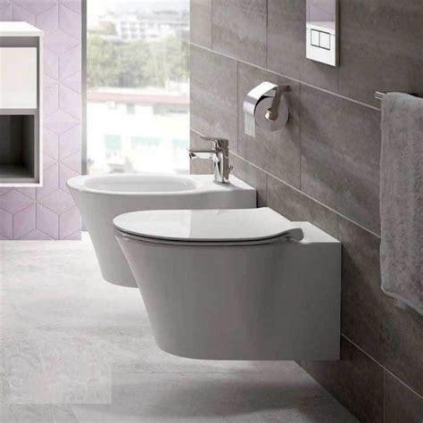 sanitari bagno sospesi ideal standard ideal standard sanitari sospesi vaso wc sedile soft