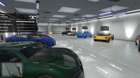 garaje auto single player garage mods pour gta v sur gta modding