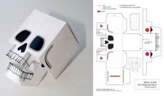 Skull Papercraft - 2007 gaya ruang dan kepelbagaian page 12