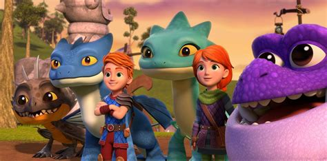 reasons  love dreamworks dragons rescue riders