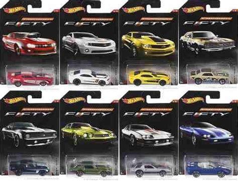 Hotwheels Camaro Series carros 1 64 clasf