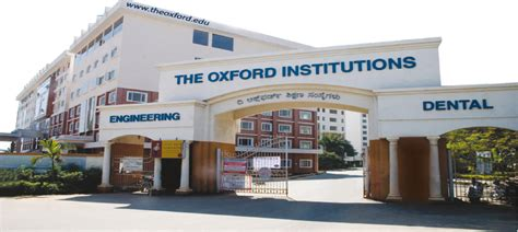 Bu Mba In Manufacturing by Welcome To The Oxford Educational Institutions