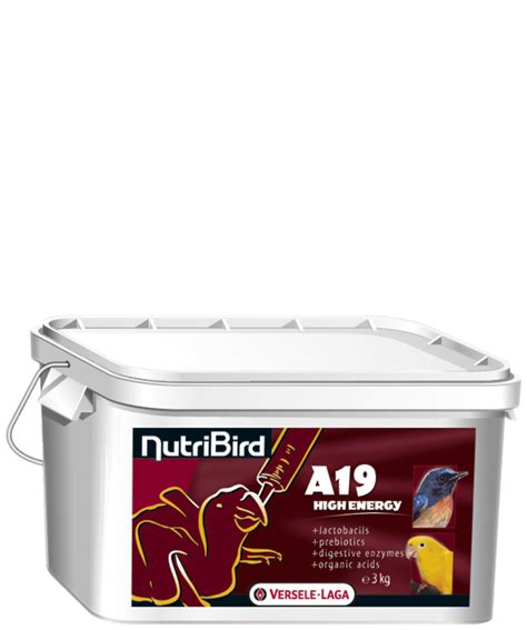 Nutribird A21 Verselelaga 200g Belgium nutribird a19 high energy