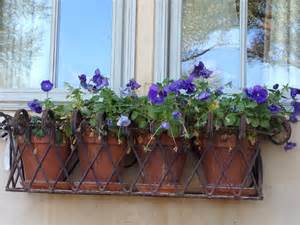wrought iron window box planter project no 3