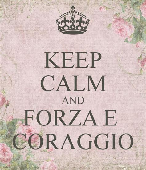 Mug Design by Keep Calm And Forza E Coraggio Poster Murrina11 Keep