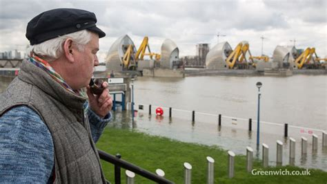thames barrier closures 2018 thames barrier closes to protect london from flooding