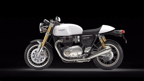 Motorrad Triumph Modelle 2018 by Buy Motorbike New Vehicle Bike Triumph Thruxton 1200 R Abs