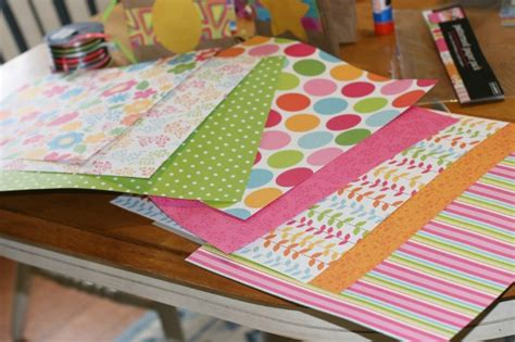 How To Make A Paper Scrapbook - make a paper lunch bag photo album diy craft this
