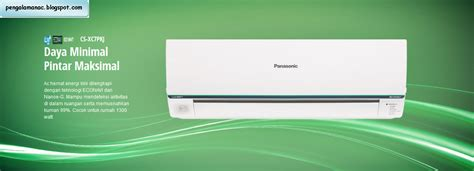 Ac Panasonic Low Watt Series pucis ac panasonic deluxe low watt series