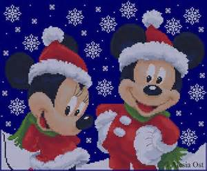 x stitch magic mickey s christmas