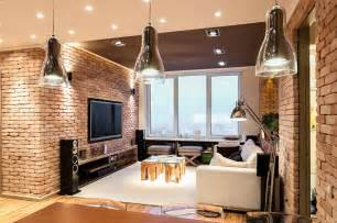 Two Bedroom Apartments In Brooklyn stylish laconic and functional new york loft style