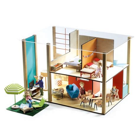 the one with the doll house dollhouse curatedkiddo