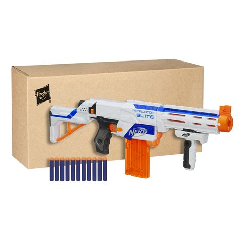 Nerf N Strike Elite Retaliator Ready Stock nerf n strike elite retaliator blaster colors may vary ebay
