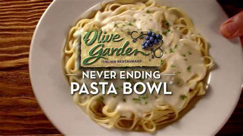 olive garden coupon never ending pasta bowl olive garden tv commercial for never ending pasta bowl