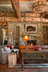 rustikale dekoration 40 awesome rustic living room decorating ideas decoholic