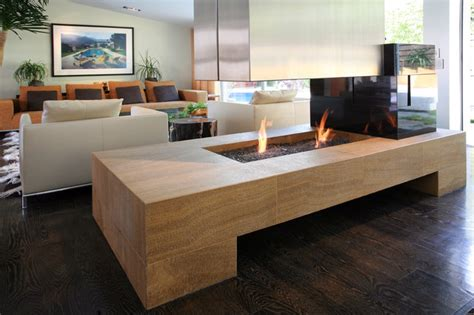 Living Room Wood Tile Madagascar And Zanzibar Wood Grain Marble Tile Fireplace