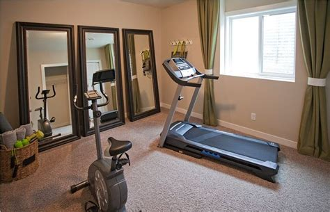 workout room decorating ideas