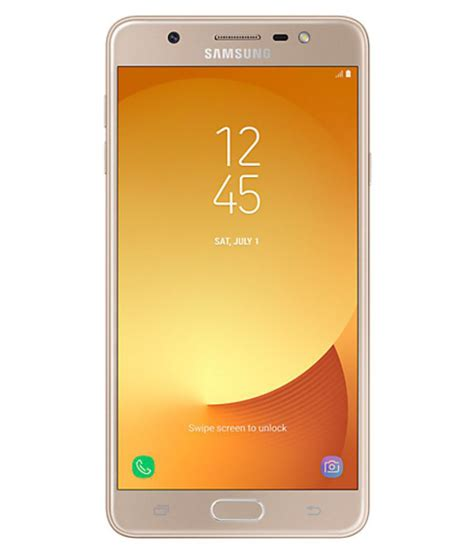 samsung j7 max 32gb 4gb ram 5 7 quot fhd display mobile phones at low prices snapdeal