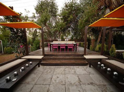 backyard remodel 55 patio bars outdoor dining rooms hgtv