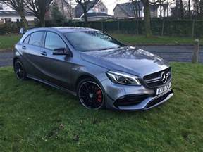 Mercedes A200 2016 Mercedes A200 Amg Line Premium Px In