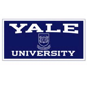 yale school colors the yale bookstore yale bulldogs horizontal logo banner