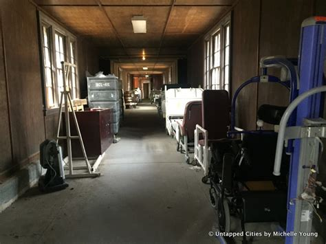 Staten Island Hospital Detox by A Look Inside The Semi Abandoned Seaview Hospital Tunnels