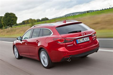 best wagon cars mazda 6 estate 2012 photos parkers