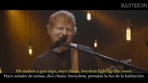 ed sheeran new man ed sheeran new man sub espa 241 ol lyrics youtube