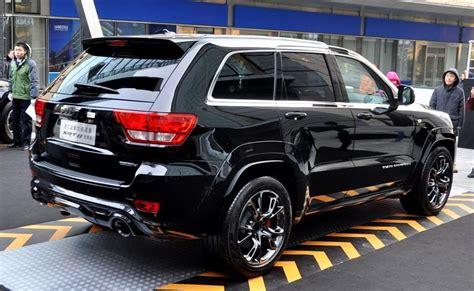 Black On Black Jeep Grand Jeep Grand Srt8 Black Edition