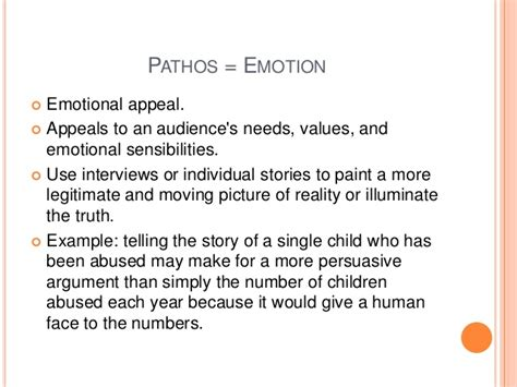 How To Use Ethos Pathos And Logos In An Essay by Ethos In An Essay