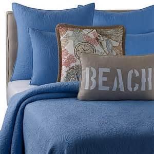 solid seashell blue pillow shams bed bath beyond