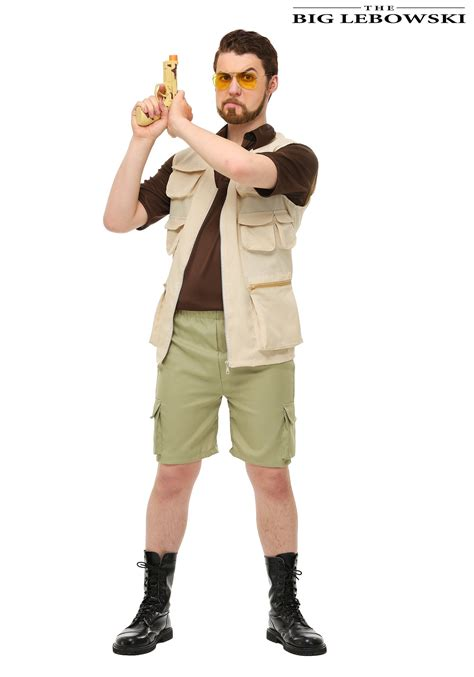 large costumes the big lebowski mens walter sobchak costume