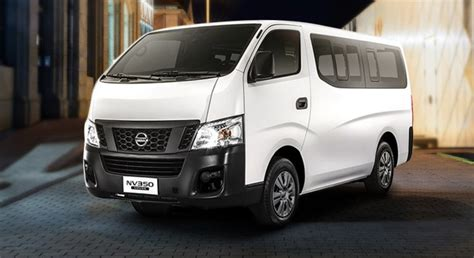 nissan nv350 nissan nv350 urvan 18 seater 2017 philippines price