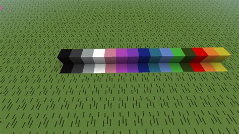 wool colors minecraft 16x16 squag texture resource packs mapping and