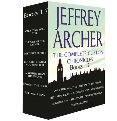 this was a the volume of the clifton chronicles books the complete clifton chronicles books 1 7 jeffrey