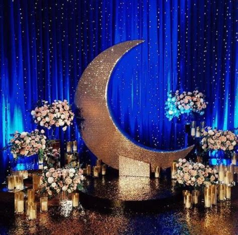 46 gorgeous starry night wedding ideas happywedd com
