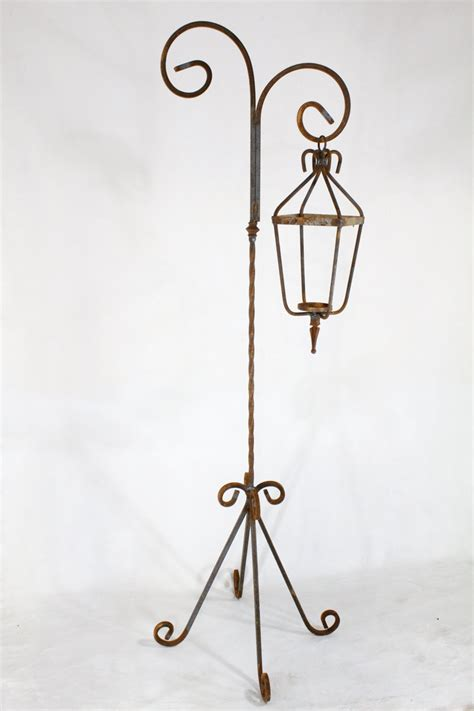 Wrought Iron Stand Wrought Iron Single Candle Stand Candle Candelabra