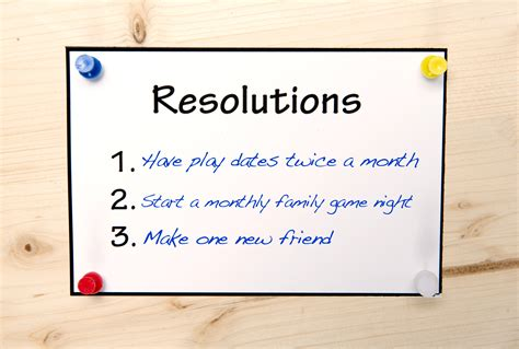 7 Resolutions For A Wealthier 2011 by Pin Your Resolution Is Resolutions On