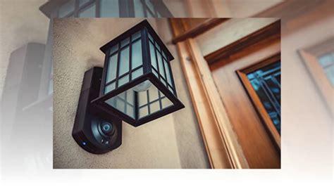 exterior light with camera outdoor light camera gallery home and lighting design