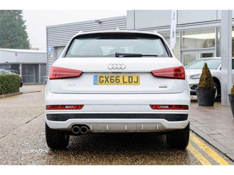 Audi Q3 150 Ps by Used 2016 Audi Q3 2 0 Tdi Quattro 150 Ps S Line For Sale