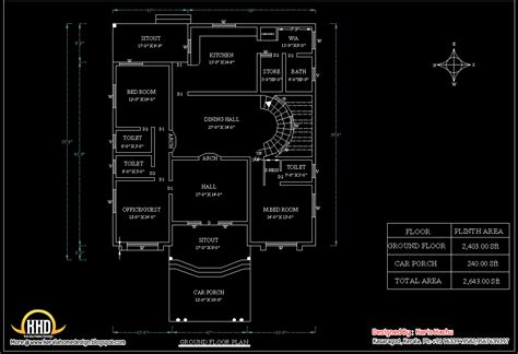 kerala house plans autocad drawings double story house elevation kerala home design and