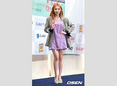 Hyuna Wows In Lacy Lingerie Look At Recent Press ... Hyuna Legs